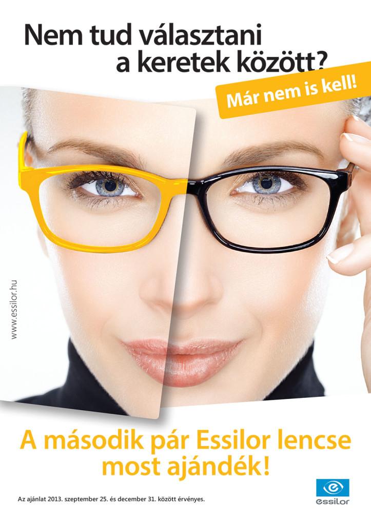 Essilor 20130909 Varilux szemüveglencse akció Essilor A4.indd